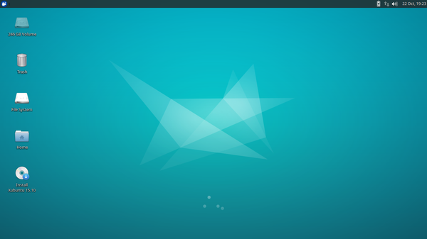 XFCE 'Tray Icons' not working (black with a red slashed zero)