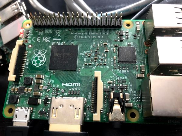 Network Booting a Raspberry Pi 2
