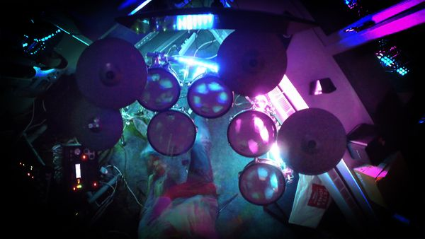 RGB LED Electric Drums